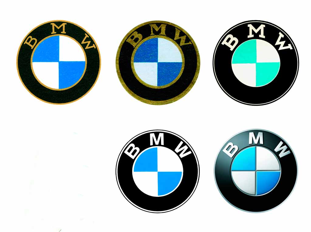 historia logo bmw