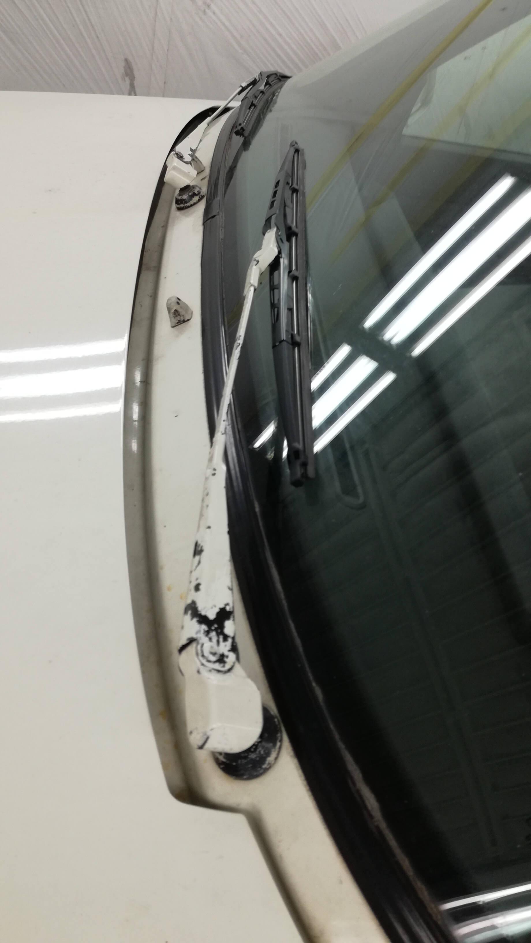 parabrisas del renault 5 gt turbo
