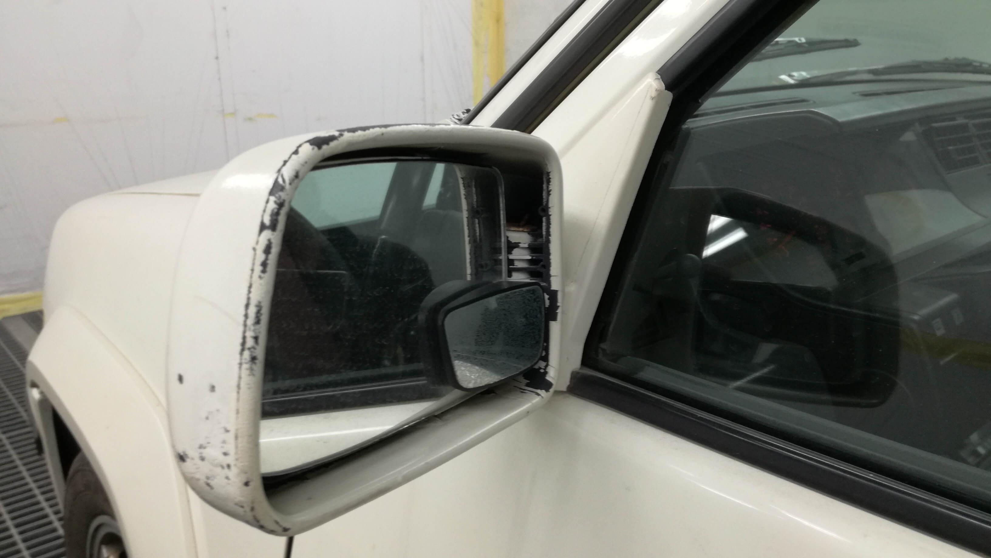 retrovisor izquierdo parte interior del renault 5 gt turbo