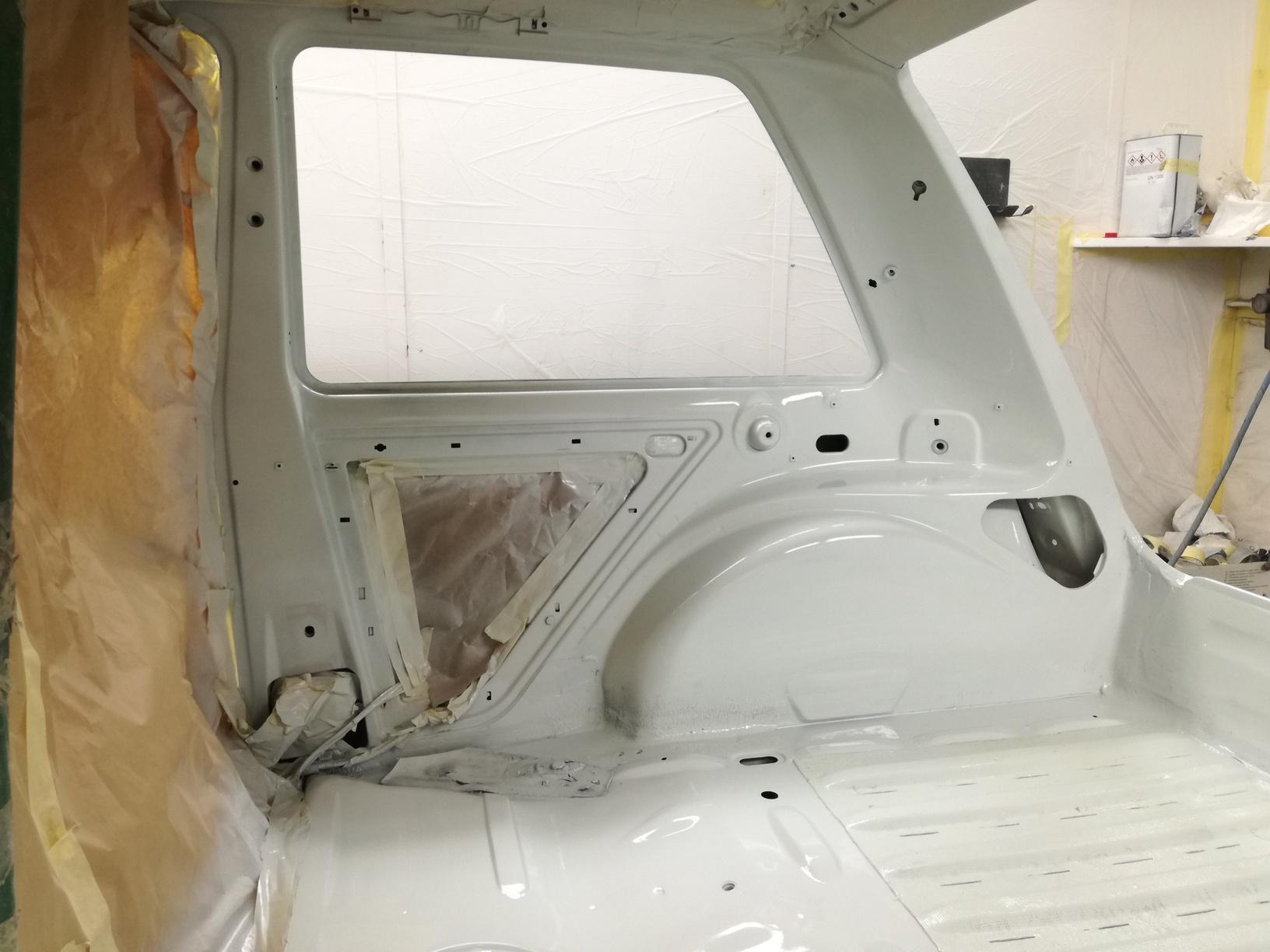interior pintado