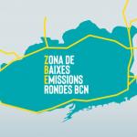 Zona de Baixes Emisions Barcelona ZBE